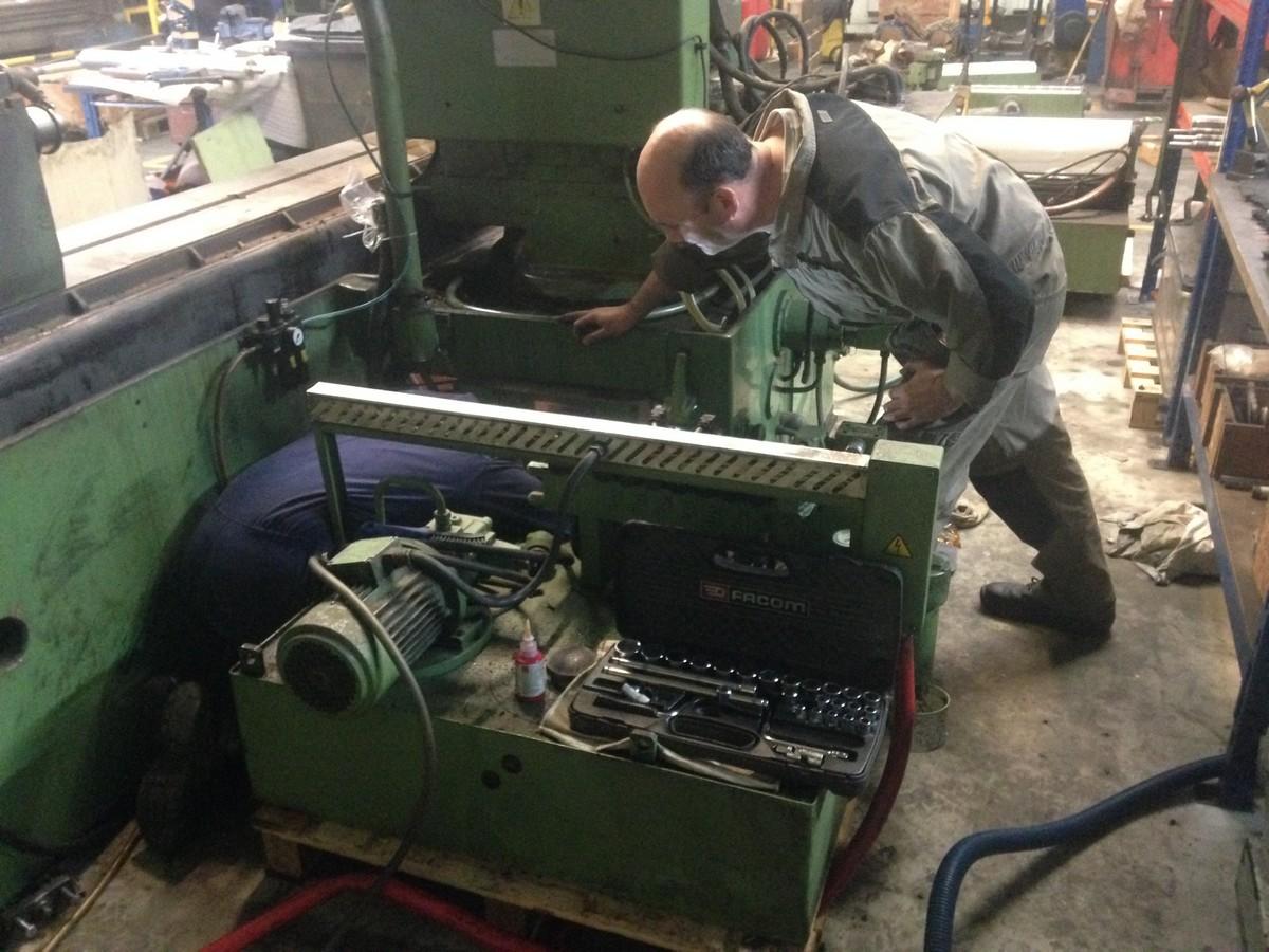 mecaexpert chantier installation machines