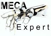 Meca Expert Logo